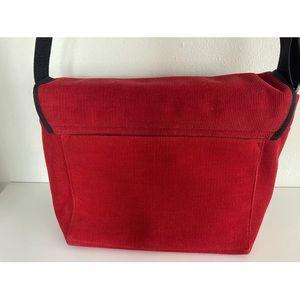 Kate Spade Vintage Black Adjustable Messenger Bag